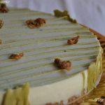 cheesecake pistacchio